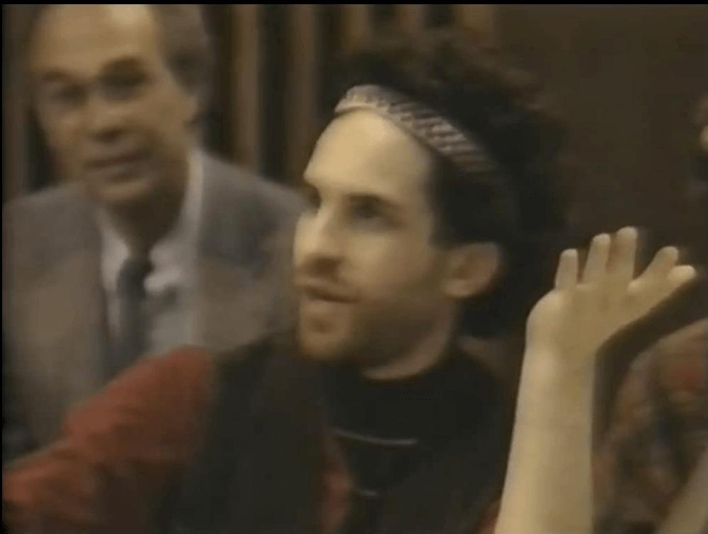 Barry Miller as Jerry Rubin