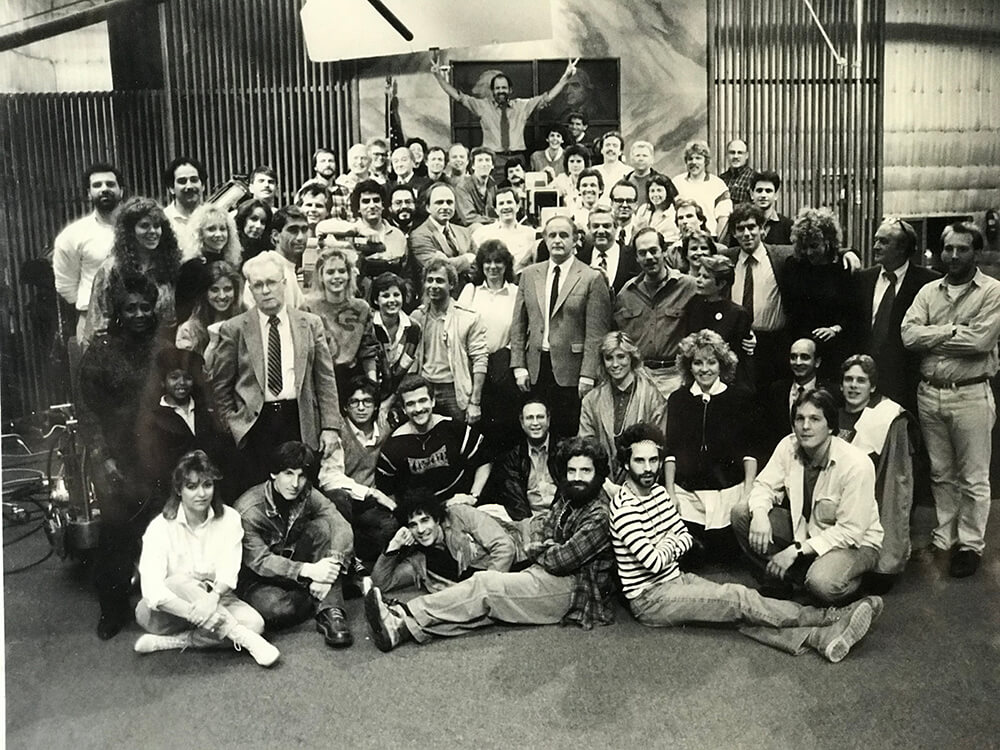 cast and crew of Conspiracy
