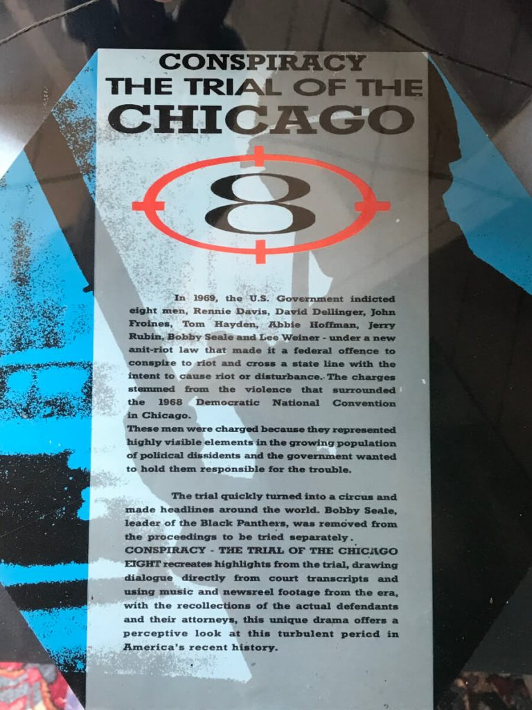 the text for Conspiracy Promo